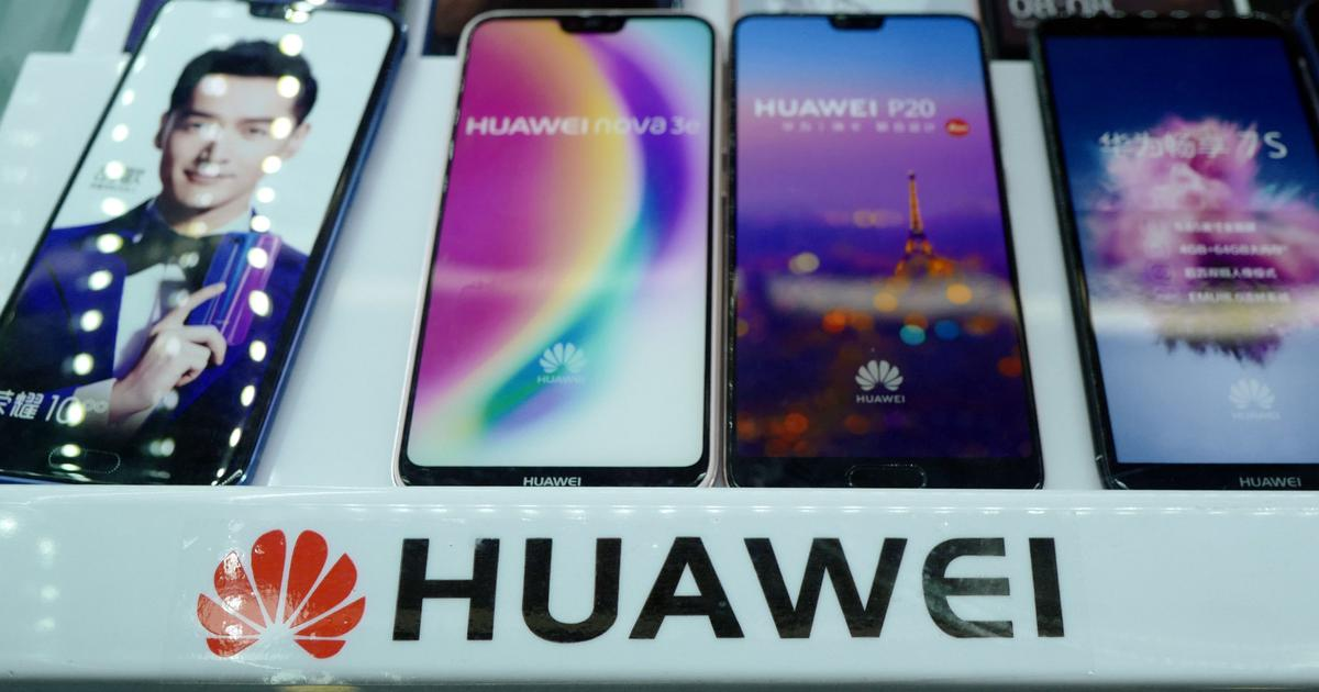 Huawei executive arrested in Canada for 'violating US sanctions on Iran'