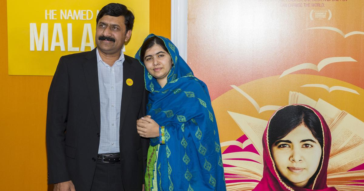 Malala Yousafzai's father on how her family coped while she lay injured in a hospital in the UK