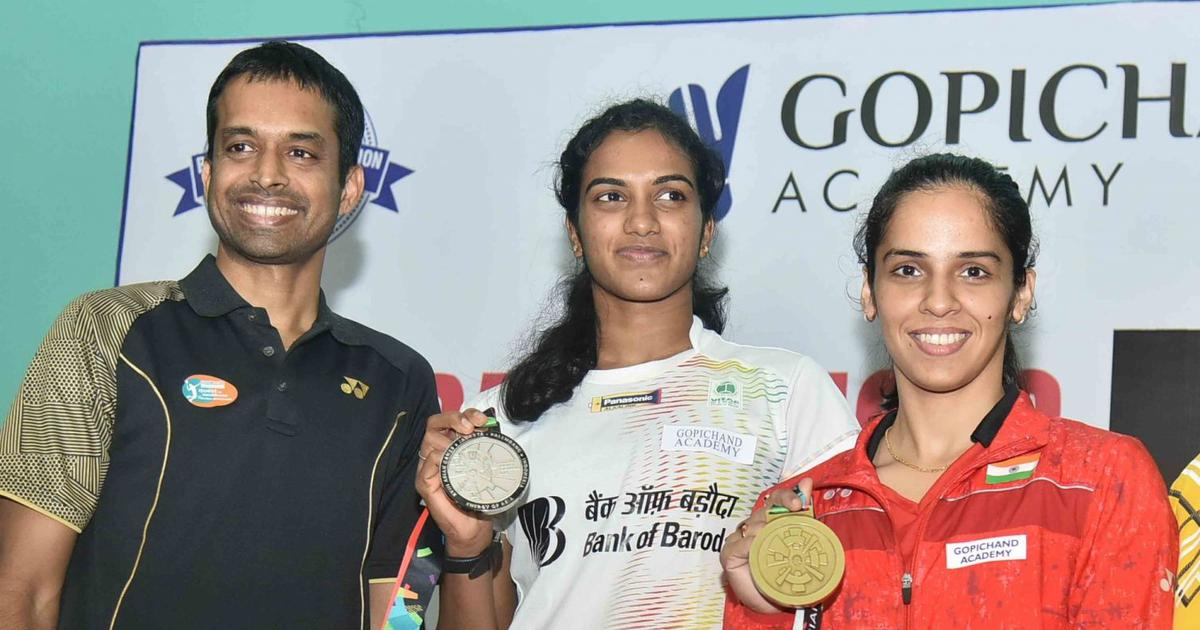 I can never give daughter Gayatri the amount of time I have given Saina and Sindhu, says Gopichand