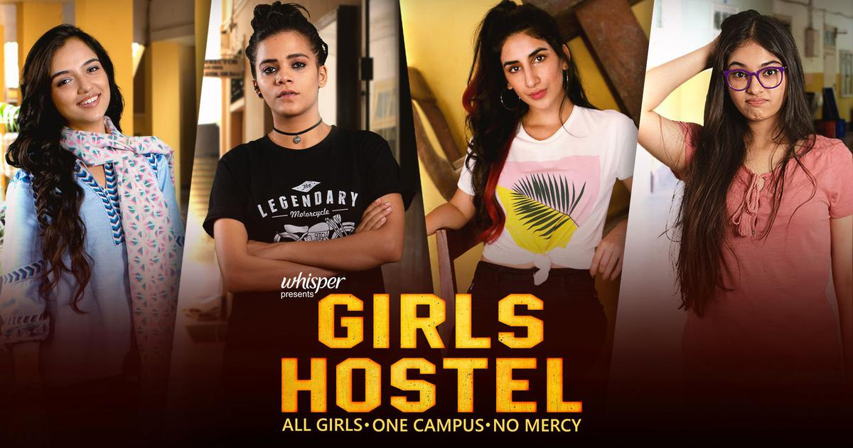Girl Hostel | Girliyapa | New Hindi Web Series