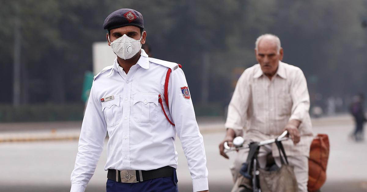 At 2.5m, India & China had 50% of world foul air deaths
