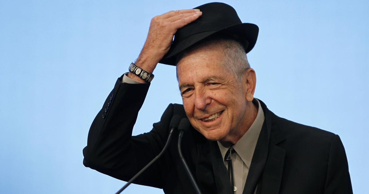 That famous last letter from Leonard Cohen to Marianne? It wasn't quite what it was reported to be