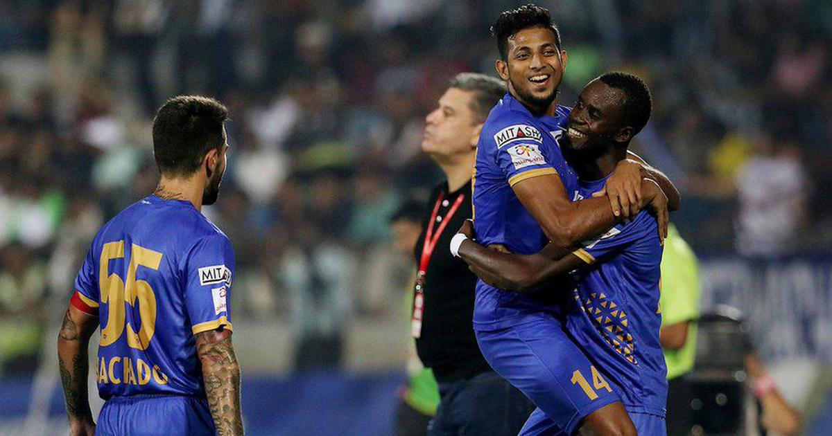 ISL: Mumbai City defeat struggling Chennayin FC to jump to second place in table