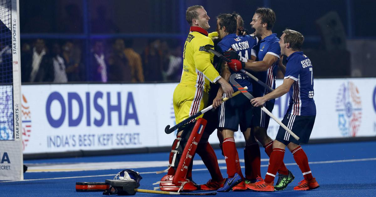 Hockey World Cup: France defeat Olympic champions Argentina 5-3 to qualify for knock-out stage
