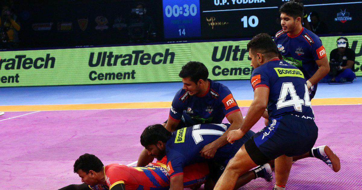 Pro-Kabaddi League: Haryana Steelers lose 29-30 to UP Yoddha, fail to reach play-offs