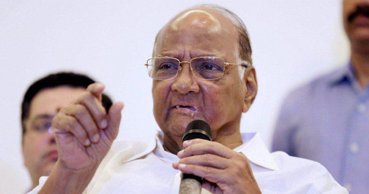 Balakot airstrikes took place in Kashmir, not Pakistan, claims Sharad Pawar
