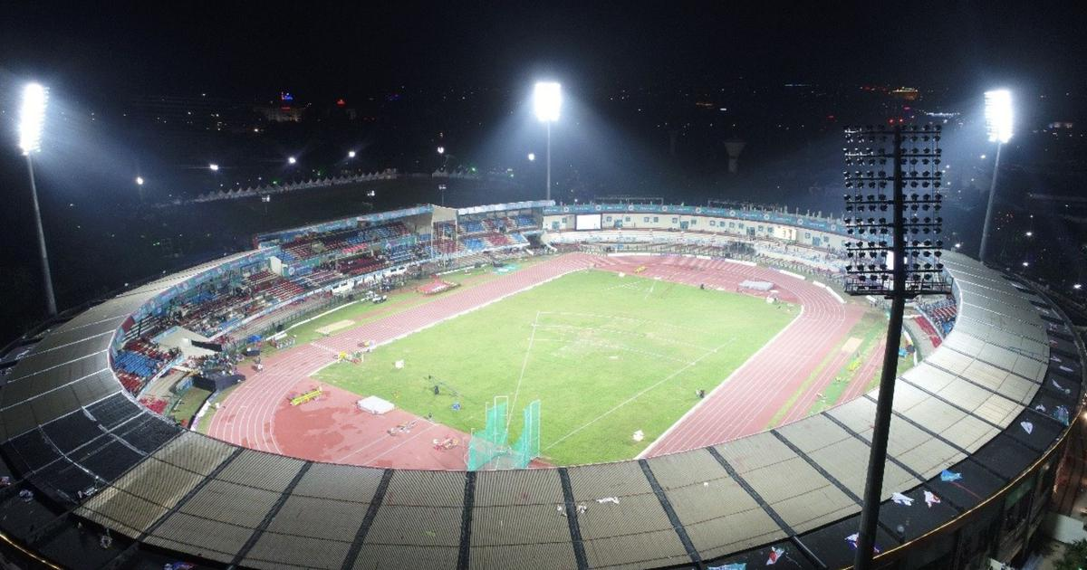 Hockey event to be played in Bhubaneswar despite minor damage to Kalinga Stadium by Cyclone Fani