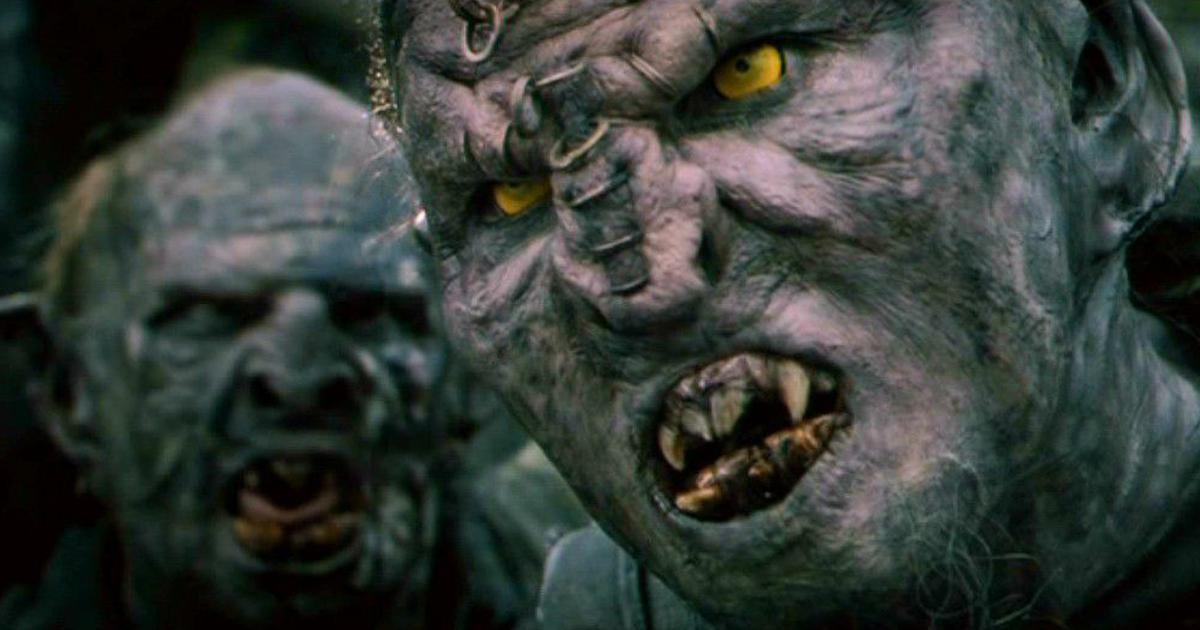 When Tolkien depicted orcs in 'Lord of the Rings', was he being racist rather than imaginative?