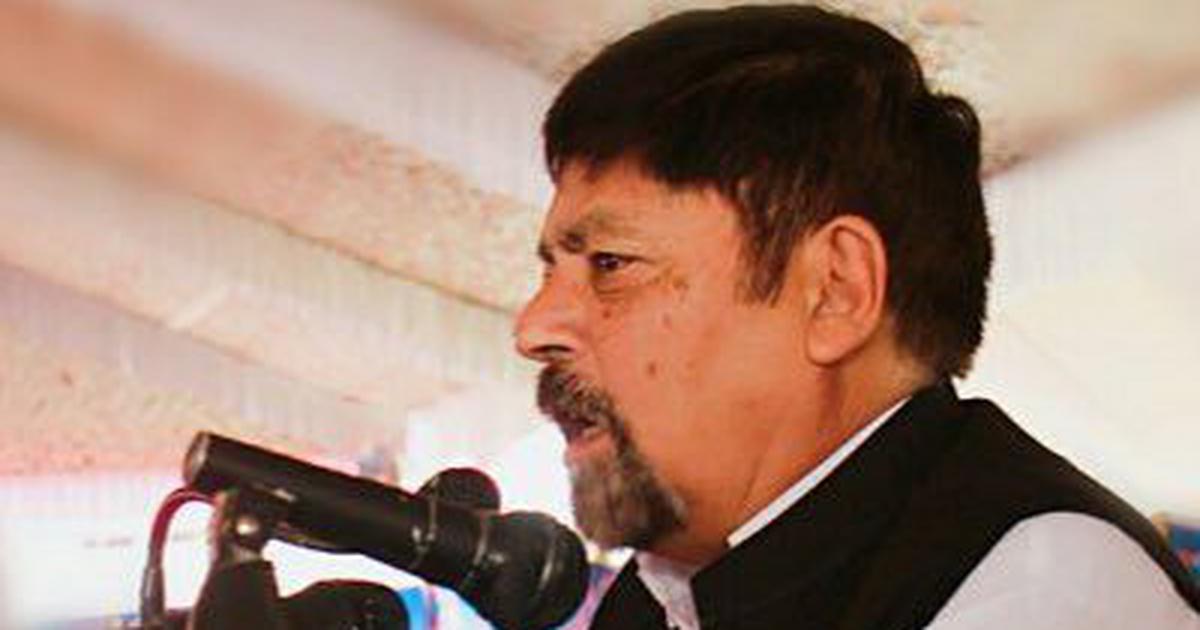 Jammu and Kashmir: Former MLA Abid Ansari quits Peoples Democratic Party