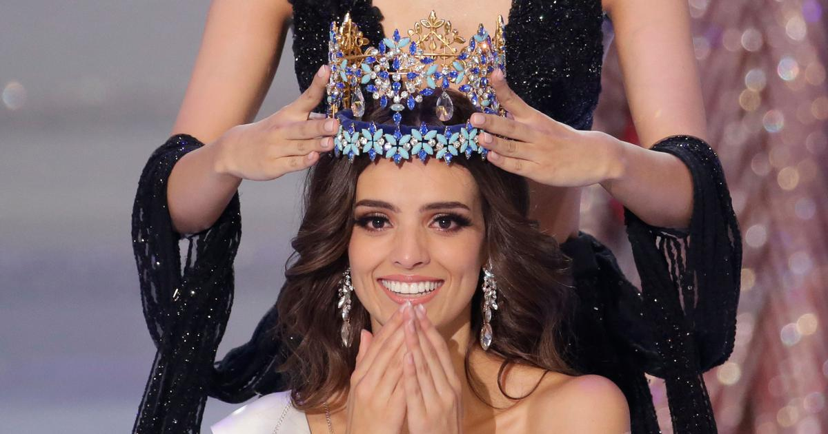 Image result for Mexico's Vanessa Ponce de Leon crowned Miss World