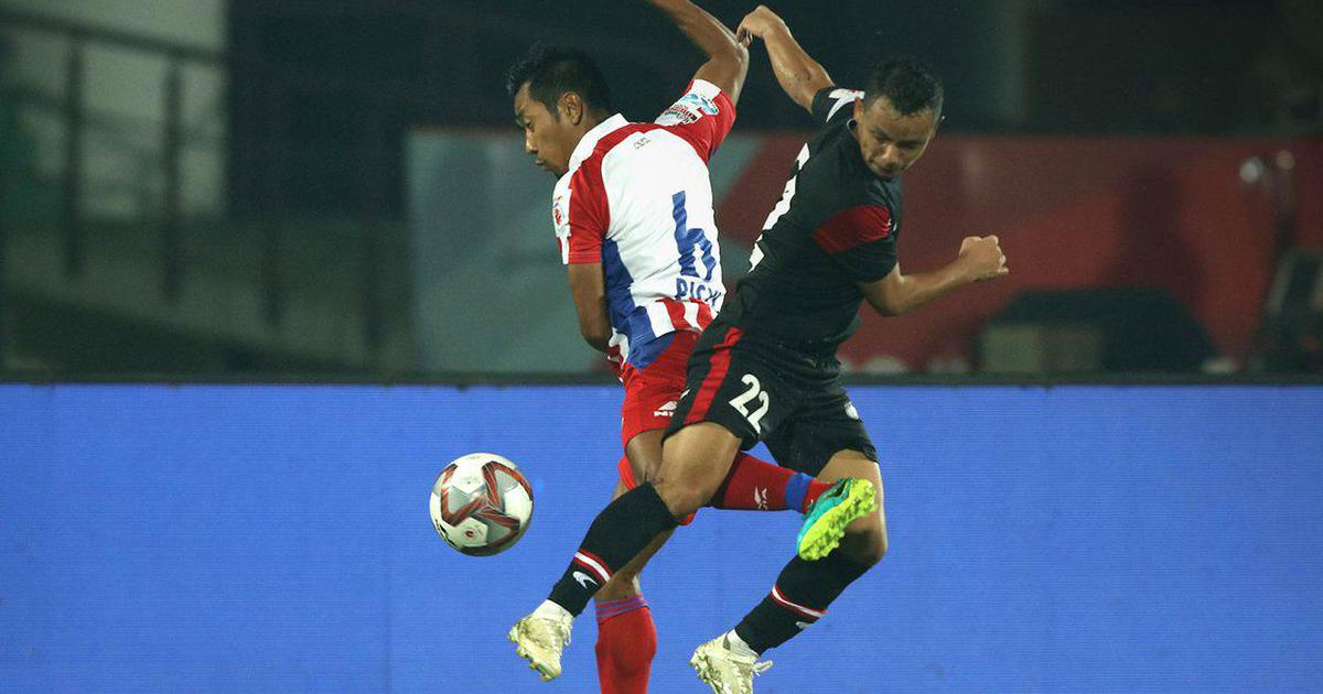 Indian Super League: ATK holds NorthEast United to a goalless draw