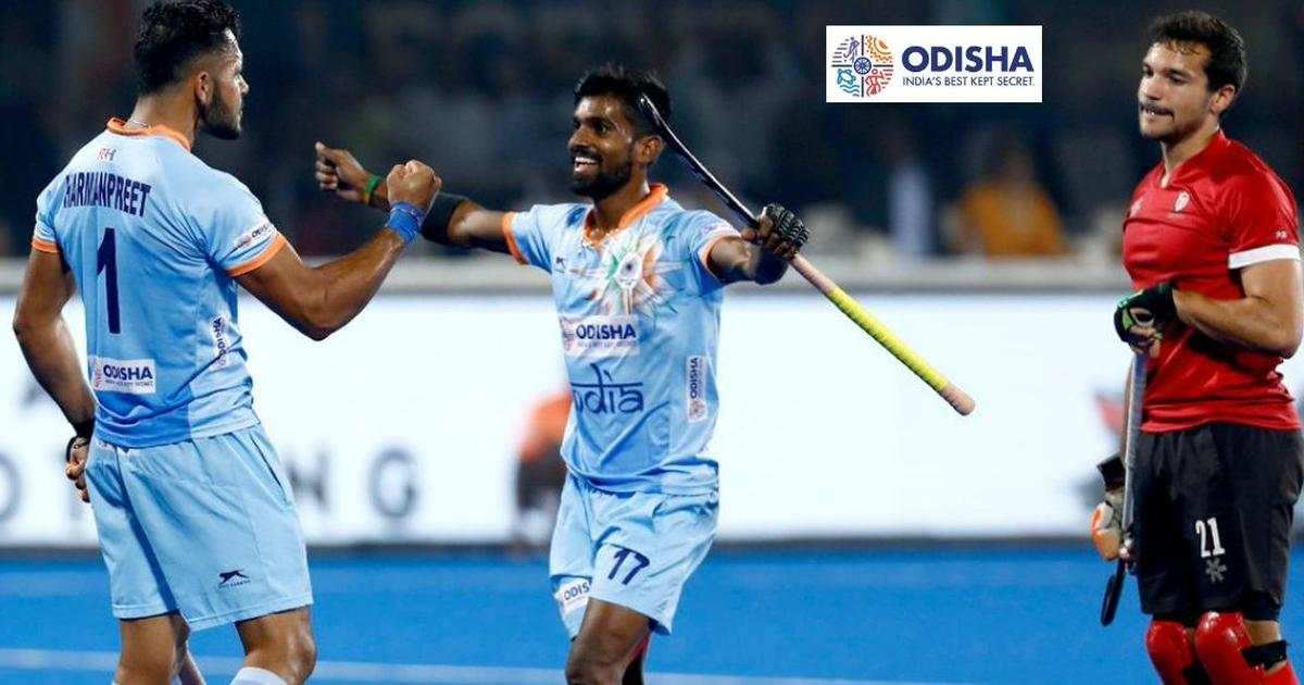 'Actual tournament starts now': Coach Harendra Singh after India seal QF berth in Hockey World Cup