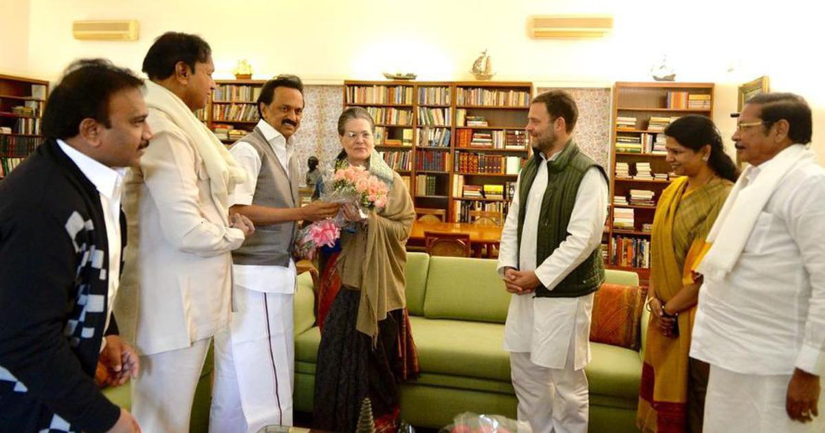 After Stalin backs Rahul Gandhi for PM in 2019, Tamil Nadu's Opposition camp draws battle lines