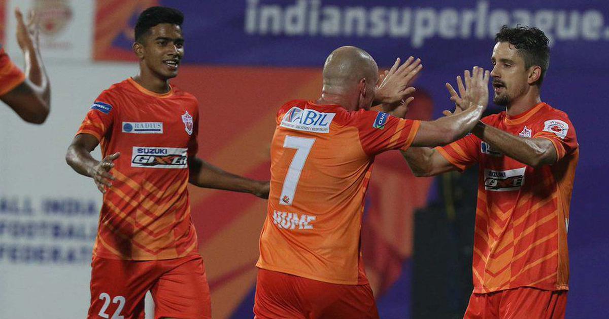 Indian Super League: Marcelinho's stunning goal sets up Pune City's win over FC Goa