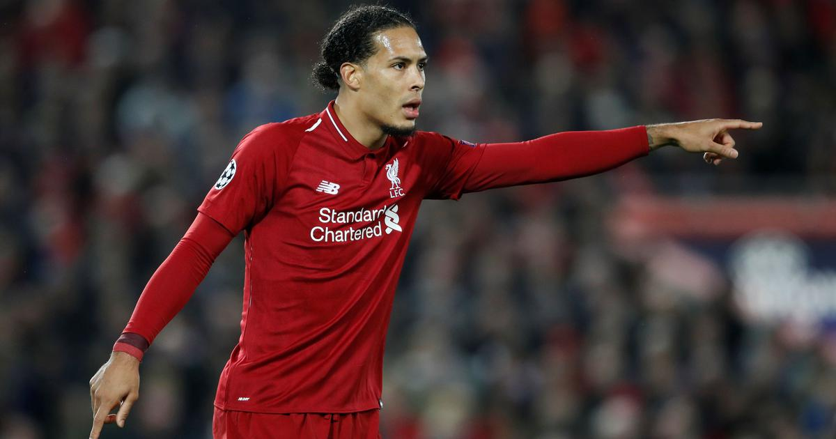 d7be0e5e4  It s something that we all want   Liverpool s Van Dijk targets Champions  League glory