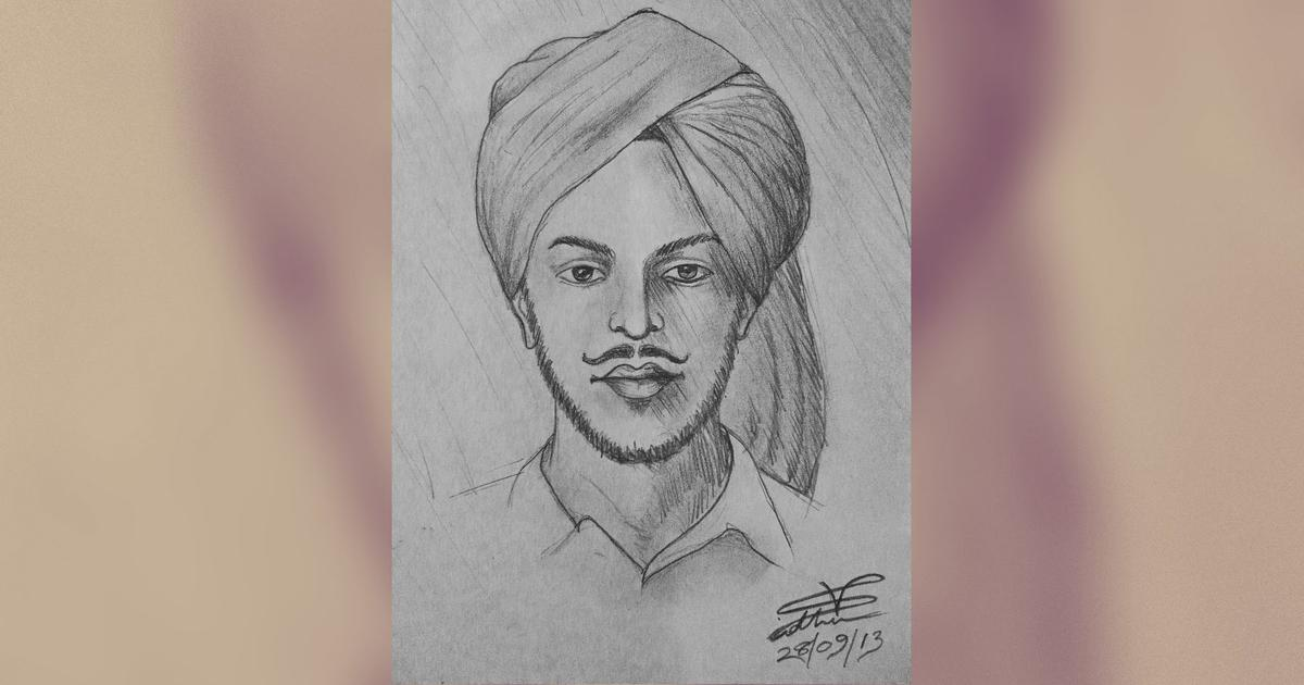 'We can see the mountain of religion standing in our path:' Bhagat Singh in 1928. (India in 2018?)