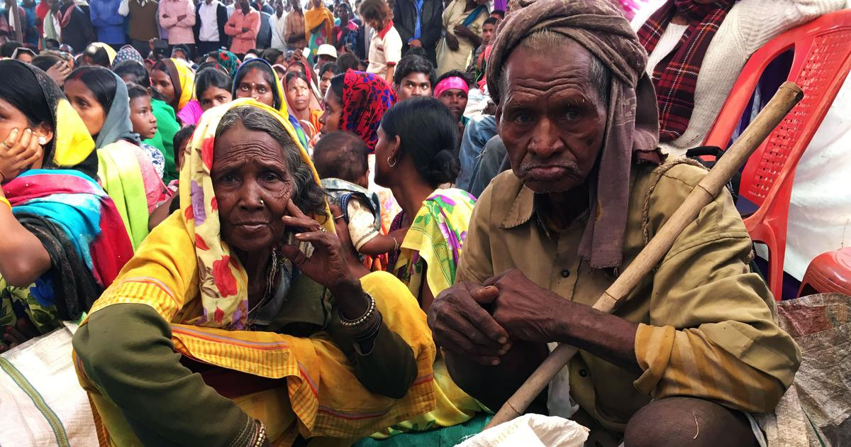 At Jharkhand hearing, Adivasis describe how Aadhaar is a barrier to accessing food, pensions