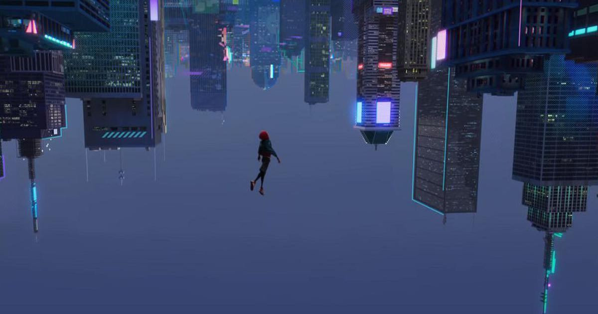 'Spider-Man: Into the Spider-Verse' film review: A colourful and funky animated adventure