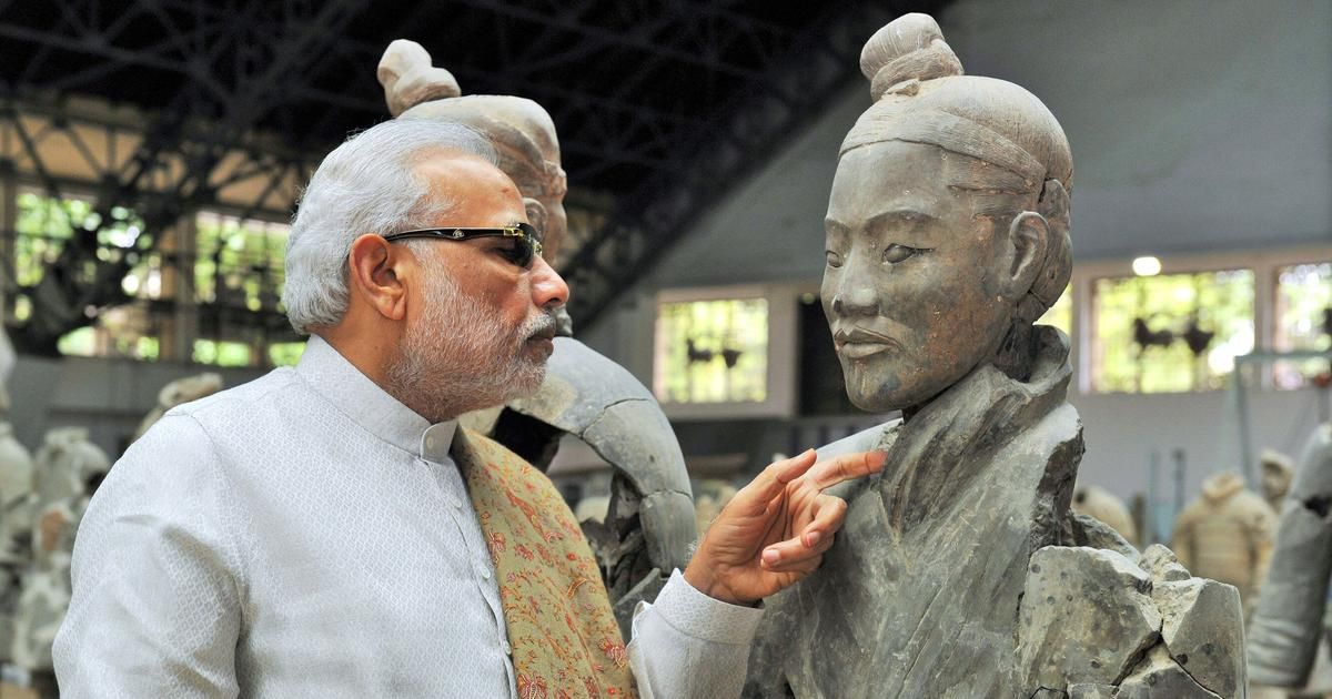 Narendra Modi is adopting the wrong lessons of history