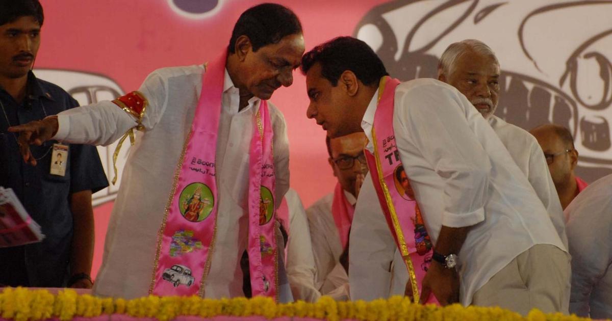 तेलंगाना : कांग्रेस विधायक बी हरिप्रिया ने पार्टी छोड़ी, टीआरएस में जाने का ऐलान
