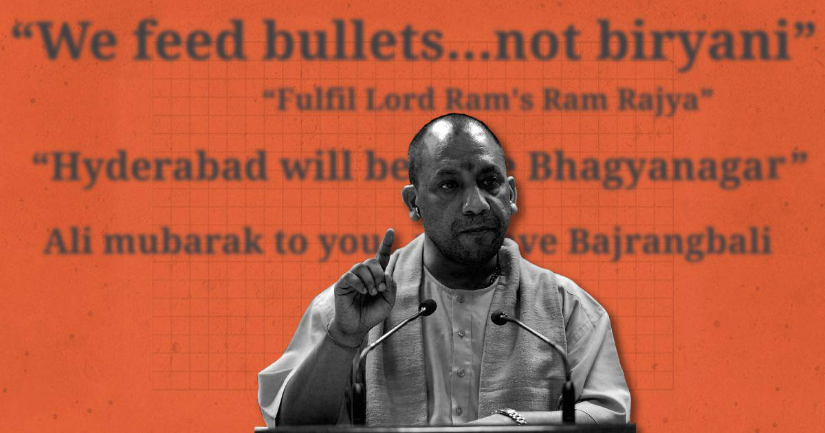 Ram, biryani, Rahul Gandhi: What BJP's star campaigner Adityanath spoke about on the campaign trail
