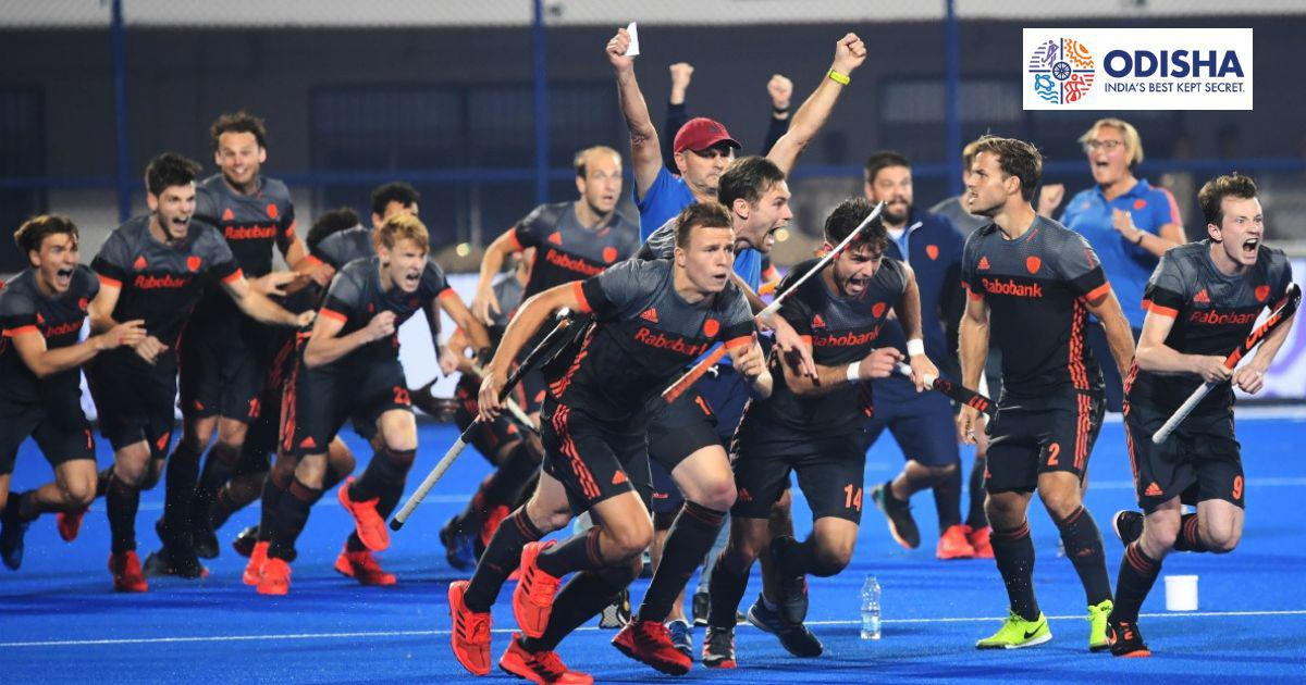 Hockey World Cup: Netherlands beat Australia in thrilling shootout to enter second straight final