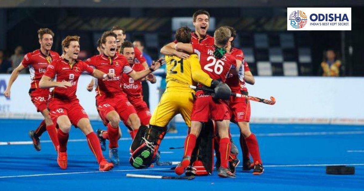 Hockey World Cup, as it happened: Belgium beat Netherlands on penalties to lift title for first time