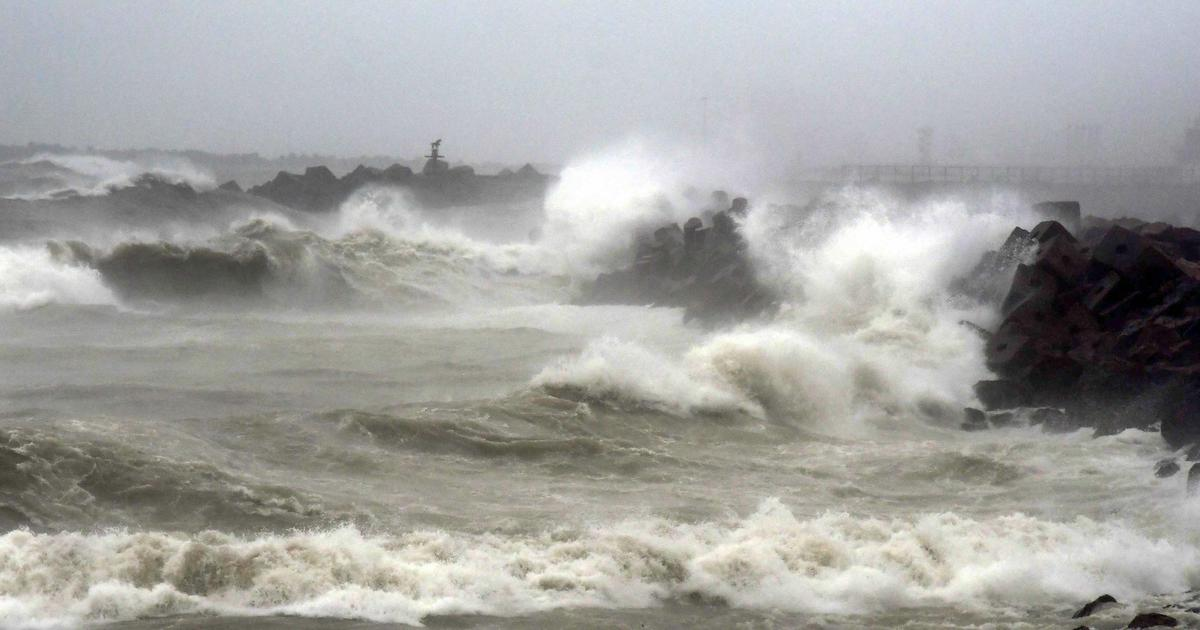Cyclone Phethai: Rainfall hits parts of Odisha day after it makes ...