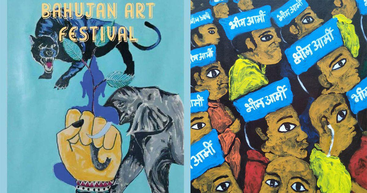 The Bahujan Art Festival in Mumbai gives marginalised communities a space to raise their voices