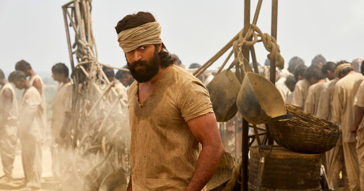 Kgf Film Review Yash Starrer Is A Disappointment