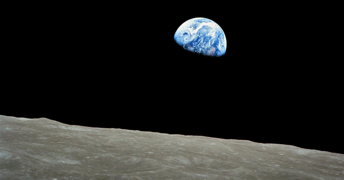 Earthrise: 50 years ago, a photo of the blue planet from space changed the way we see the world