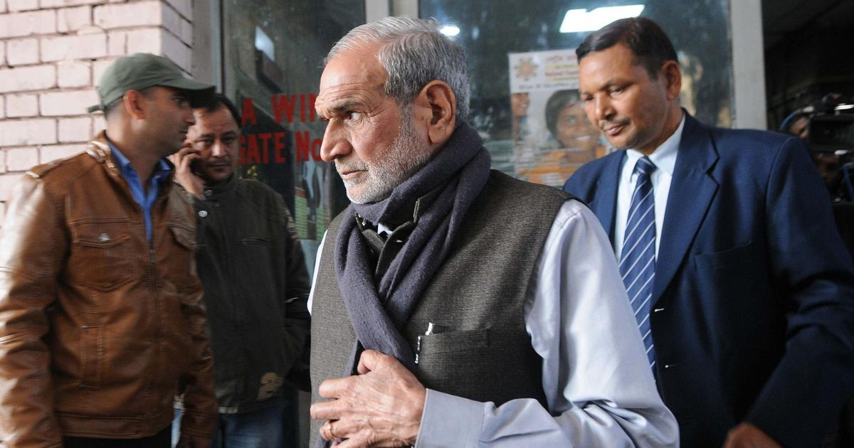1984 anti-Sikh violence: Delhi court issues production warrant against Sajjan Kumar