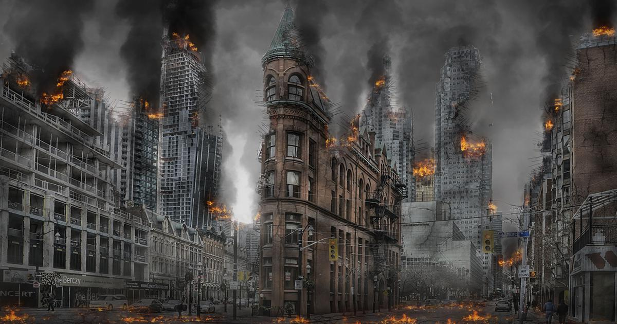 How to understand apocalyptic events through literature (and a handy reading list)