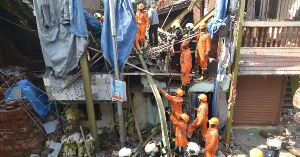 Mumbai: At least three dead as building under construction collapses in Goregaon