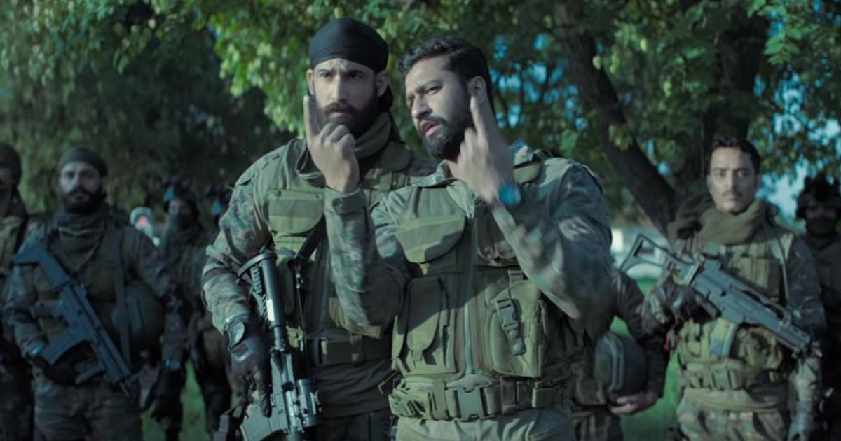 Watch: In the song 'Challa' from 'Uri', the Indian Army gets ready to take on Pakistan
