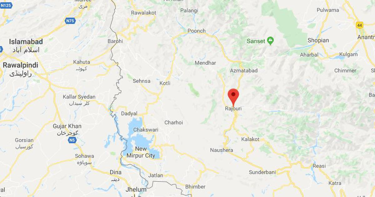 Jammu and Kashmir: Pakistani forces violate ceasefire in Rajouri, says defence official