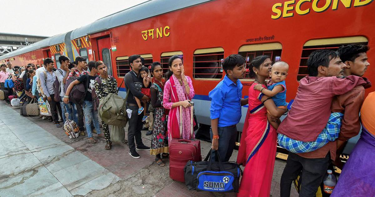 A spike in inter-state migration in India could be driving a new wave of nativist politics