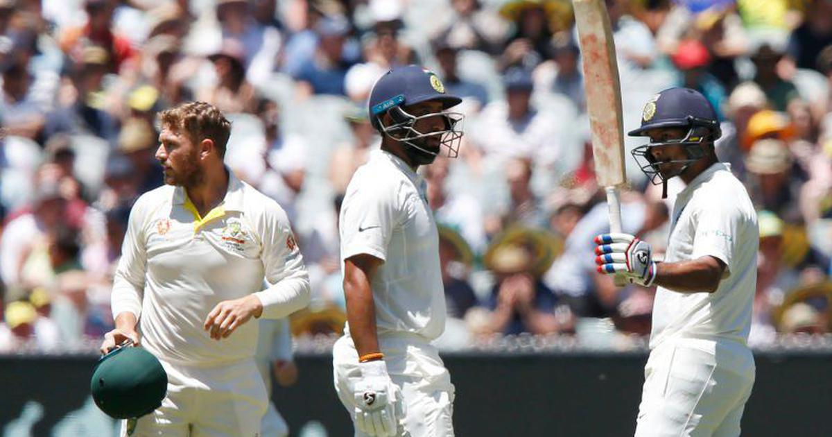 Melbourne Test, day one: Many milestones crossed by Mayank Agarwal on debut and other stats