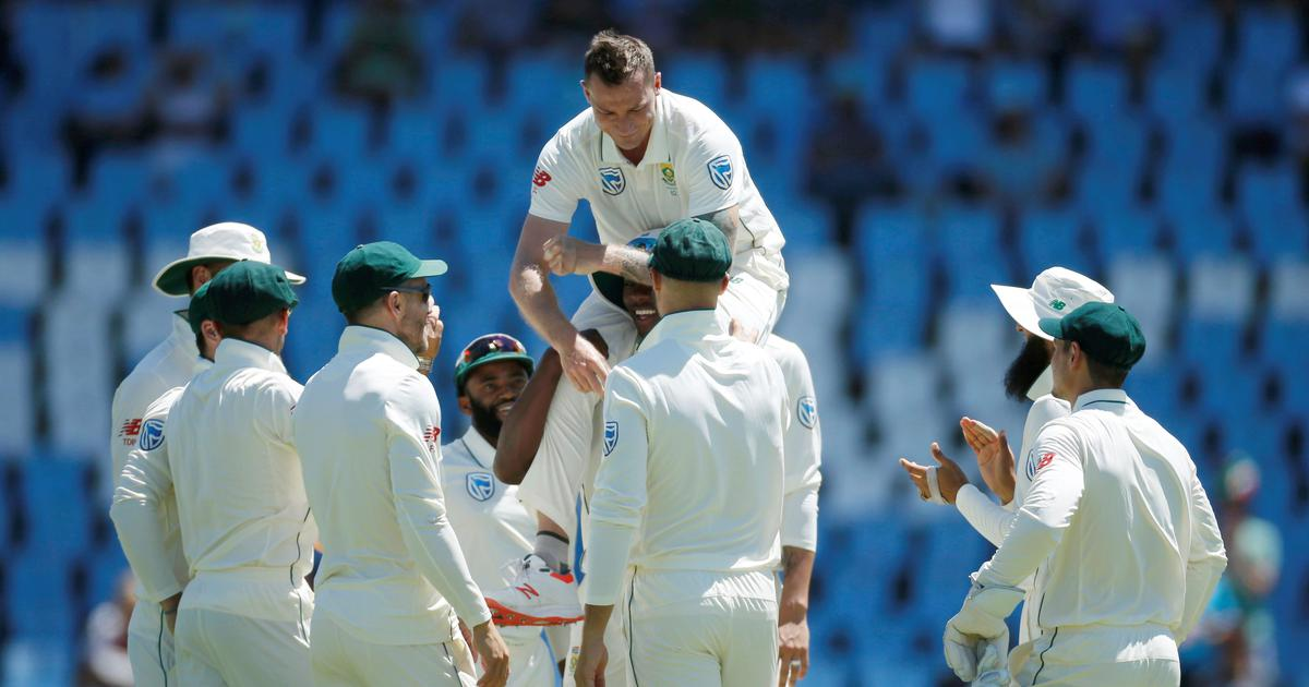 Best Test fast bowler that SA has produced: Shaun Pollock congratulates record-breaking Dale Steyn