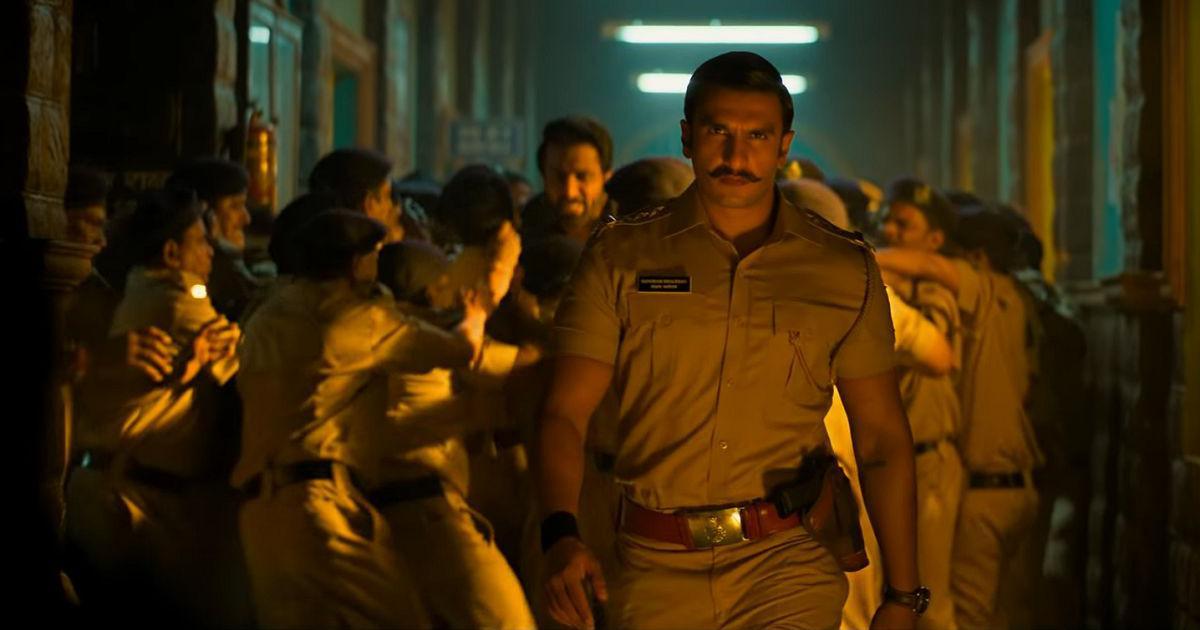 छोटे कद और छोटी समझ की 'सिंबा' को केवल रणवीर सिंह ही एक बौनी फिल्म होने से बचा पाते हैं