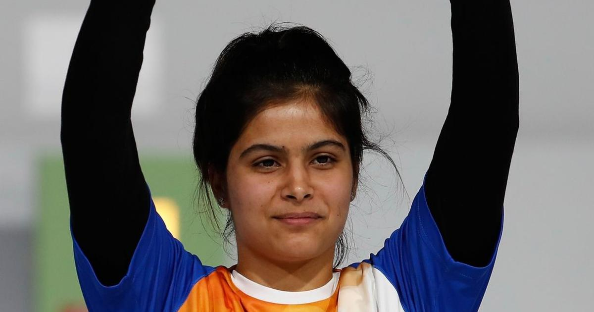 Covid-19: Indian shooter Manu Bhaker donates Rs 1 lakh to Haryana government to help battle pandemic