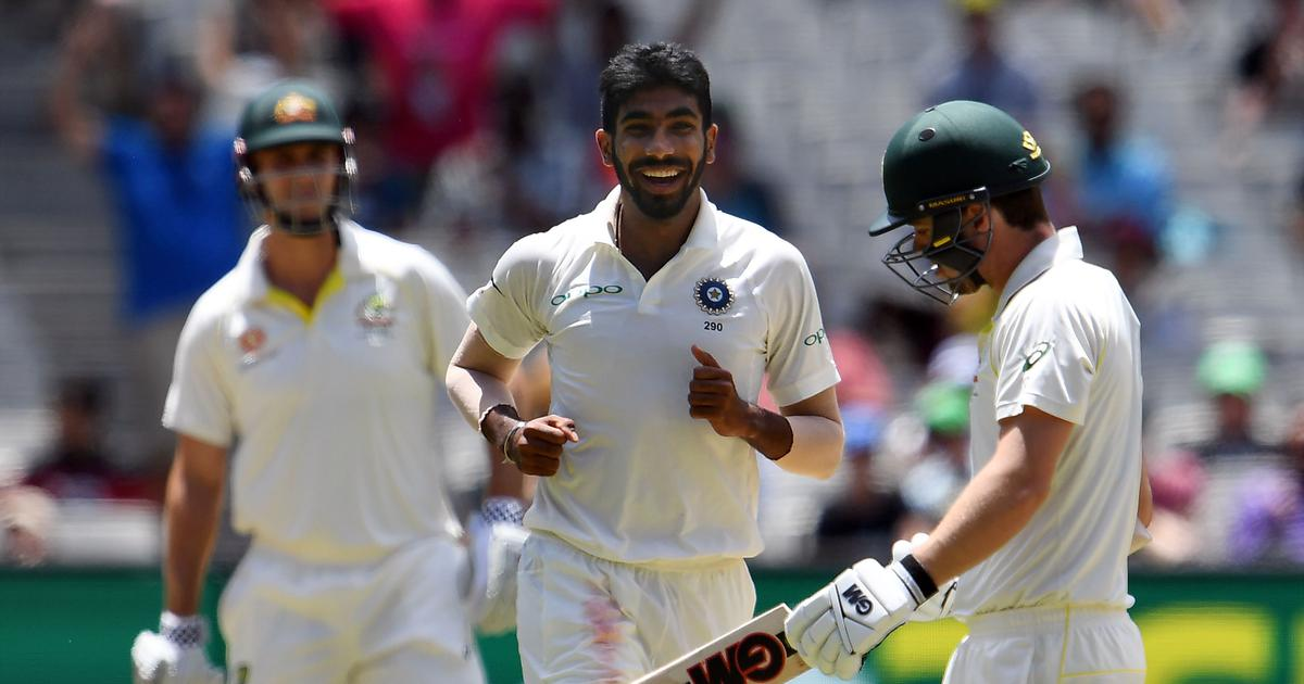 Watch Jasprit Bumrah's slow yorker to Shaun Marsh that set Twitter ablaze
