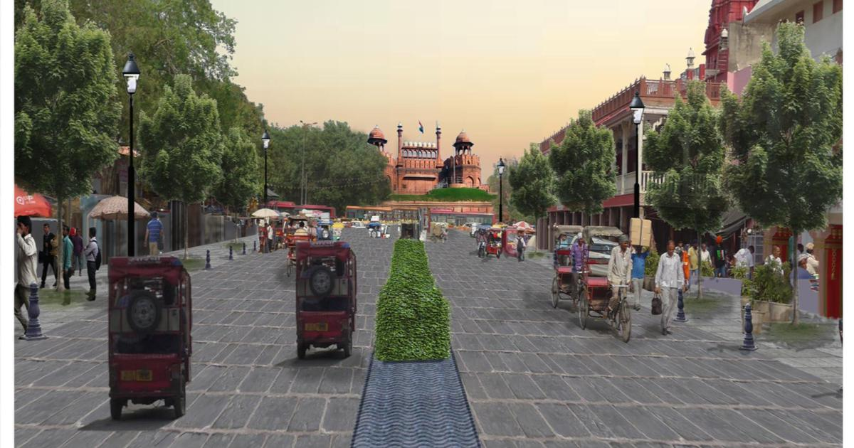 'State-sponsored vandalism': Heritage experts are unhappy with Chandni Chowk redevelopment plan