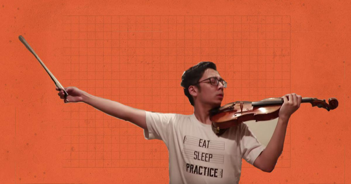 New Year smiles: Want to play like a world-class musician without actually being one? Watch this
