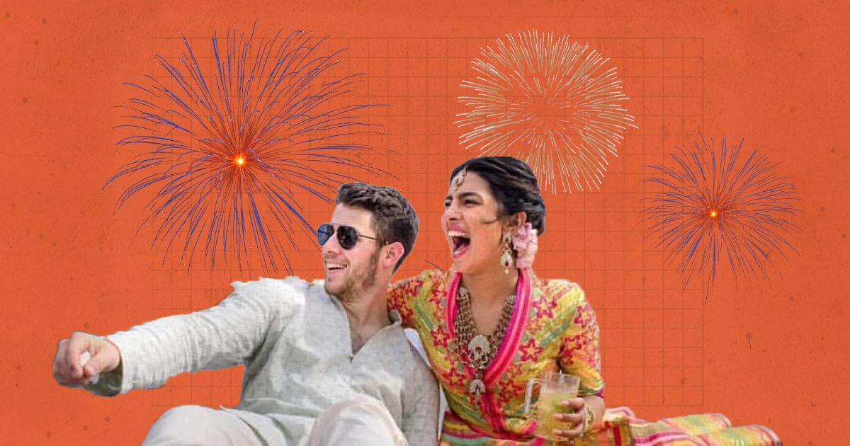 New Year smiles: As firecrackers burst at Priyanka Chopra wedding, social media saw hypocrisy shine