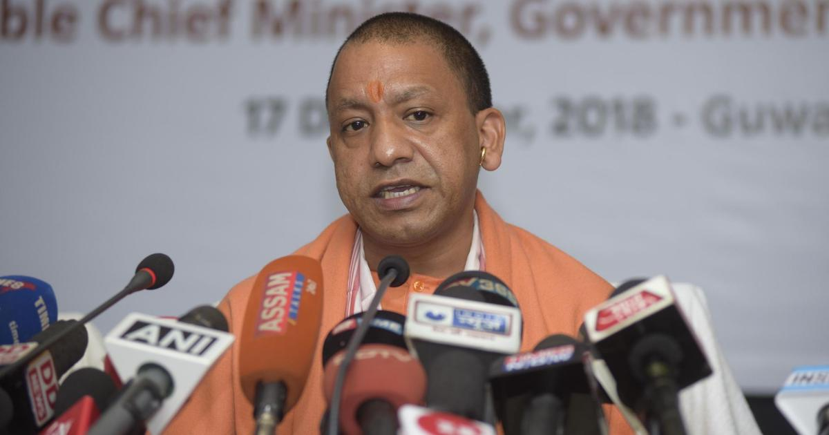 'Dais is to attack Opposition, not sing bhajans', says Adityanath on Election Commission notice