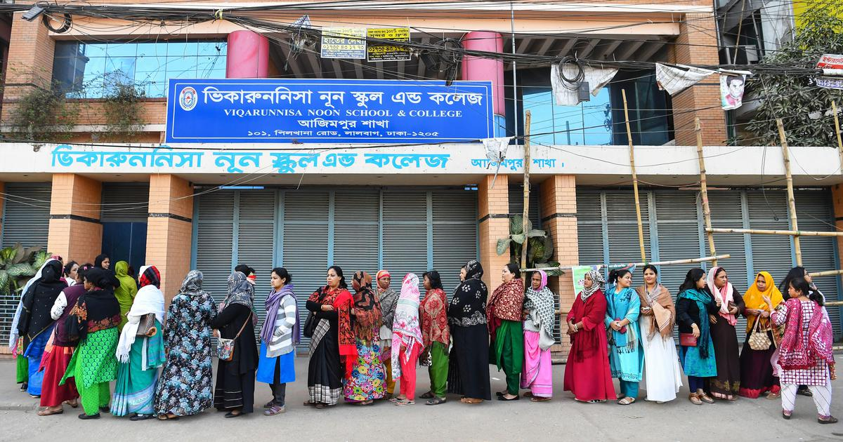 Bangladesh General Elections: At least 12 killed in poll-related violence