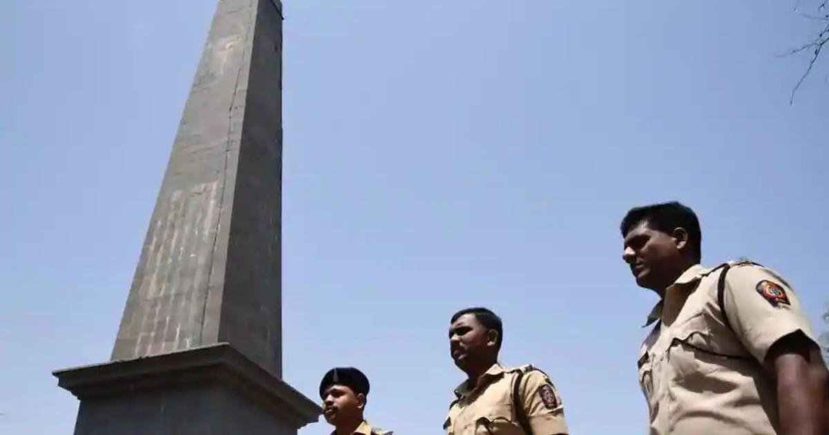 Bhima Koregaon: A year after caste violence, Pune village has fewer visitors but more police pickets