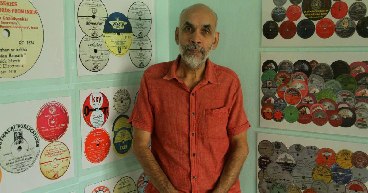 How a Mumbai scientist helped bring together India's obsessive record collectors