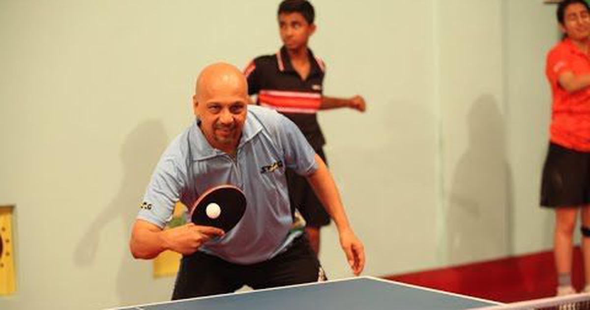 Kamlesh Mehta: The man who ruled Indian table tennis for more than a decade
